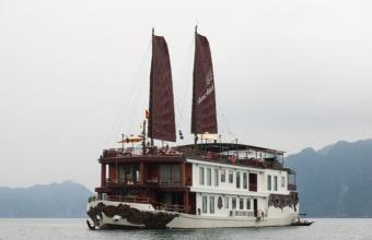Violet Halong Bay Cruise