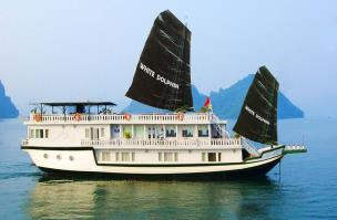 White Dolphin Halong Bay Cruise